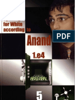 9548782448 - Opening for White According to Anand 1.e4, Vol. 5