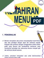 Copy of Kemahiran Menulis