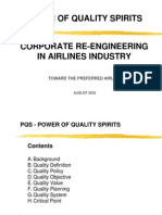 PQS for Airlines