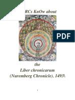 Do Roman Catholics KnOw About the Nuremburg Chronicles?