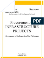 Philippine Bidding Docx on Infrastructure Projects