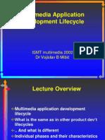 Multimedia Application Development Lifecycle