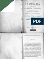 Carmencita La Buena Cocinera (1919)