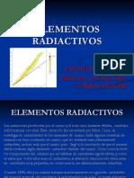 Almacenamiento de Radiactivos