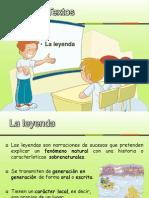 Ppt Leyenda - Mito