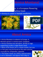 arnica and ashwagandha