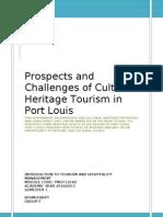 Port Louis Cultural Heritage Ass