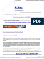 Tutorial SMS Gateway Gratis _ Easy Gammu Installer (Free Download)