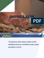 Dr. Putri, Distosia Bahu Edit 2003