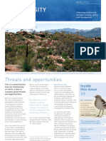 Biodiversity Brief, Issue 01, January 2013