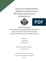 Evaluasi Penyusunan Laporan Realisasi Anggaran Dan Neraca Konsolidasian Dinas Pajak Daerah Dan Pengelolaan Keuangan Kota Yogyakarta Tahun 2010