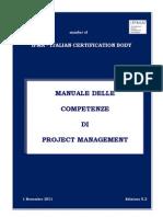 Manuale Delle Competenze Ed 5 2 1 Novembre 2011-V1