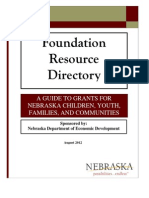 Foundation Resource Directory