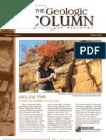 The Geologic Column of Missouri - Vol 3 - Issue 2