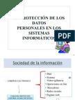 PROTECCION DE DATOS PERSONALES SETIEMBRE 2012.ppt