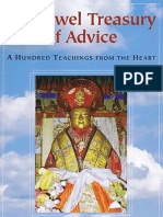 91766167 Khenpo Konchog Gyaltshen Rinpoche the Jewel Treasury of Advice