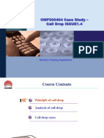 OMF000404 Case Analysis-Call Drop ISSUE1.4