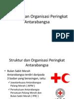 Struktur Dan Organisasi Pertubuhan PBSM