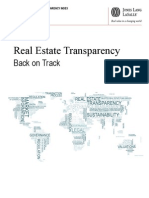Global Real Estate Transparency Index 2012 - www.metrecarre.ma