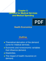 Chapter 5 Demand for Medical Services4784