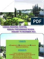 CRH Performance Report