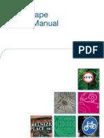 Camden Streetscape Design Manual