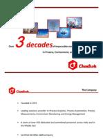 Chemtrols Corporate Presentation