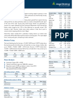 Market Outlook, 03-07-2013