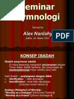 Seminar Hymnologi 2011