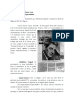 Entrevista a Jaques Lacan