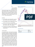 Daily Technical Report, 03.07.2013