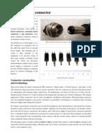 Coaxial Power Connector