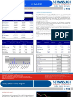 Let's Go For Derivative 03 July 2013  By Mansukh Investment and Trading Solution