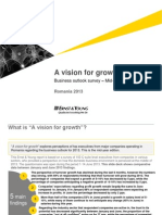 Ernst & Young - A vision for growth