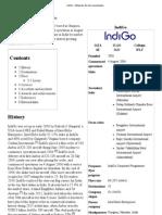 IndiGo - Wikipedia, The Free Encyclopedia