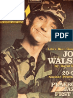 Life's Been Good to Joe Walsh