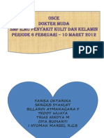 Osce DM Kulit 6 Feb-10mar 2012