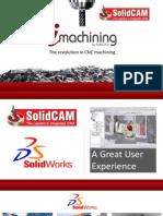 SolidCAM2011 iMachining Presentation