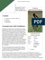 Ciconiiformes - Wikipedia, The Free Encyclopedia