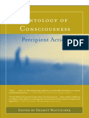 Ontology of Consciousness: Percipient Action Edited by