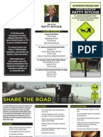 Ritchie Share the Road Brochure