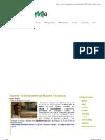 21.6.2013, 'Liberty. Il Novecento Di Matteo Focaccia', Radio Gamma