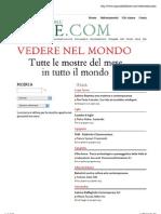 16.6.2013, 'Mostra Cervia, Il Novecento Di Matteo Focaccia', Il Giornale Dell'Arte