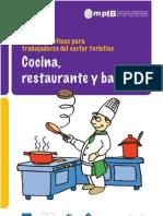 Buenas Practicas Para Trabajadores Del Sector Turistico Cocina Rest. y Bar