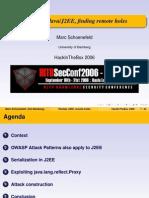 DAY 1 - Marc Schoenefeld - Pentesting Java J2EE[1]