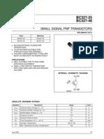 bc327-40 pnp