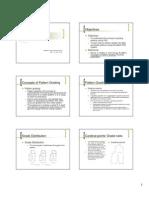 Pattern Grading]