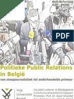 Politieke Public Relations in België