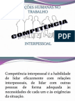 Competencia interpessoal (1)