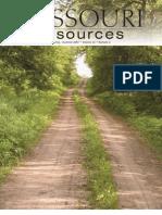 Missouri Resources - 2007 Summer